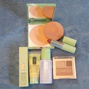 Clinique Skin Care & Makeup Bundle